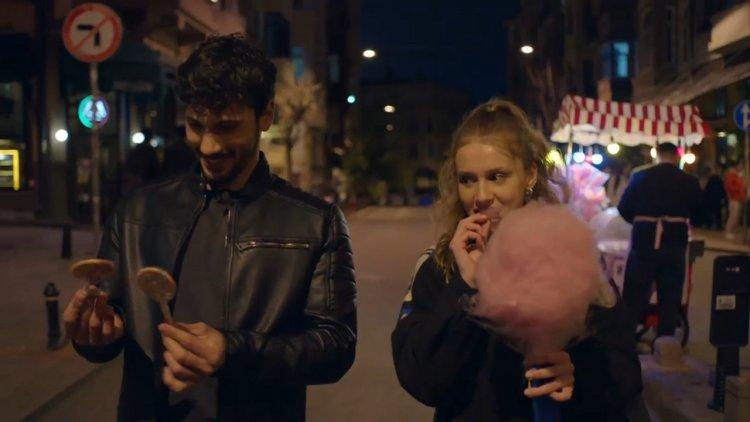 Turska serija Menajerimi Ara   Menadžment epizoda 34