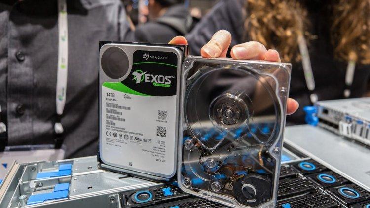 Seagate kontruisao najbrži HDD na svetu - Mach.2 Exos 2x14