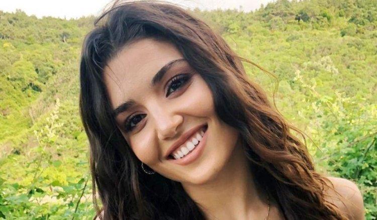 Emotivna čestitka Hande Ercel upućena Keremu Bursinu (FOTO)