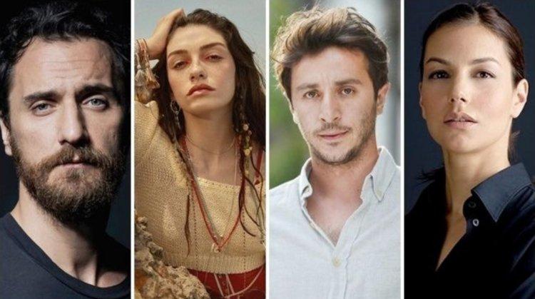 Nova turska serija Sakli / Skriveni