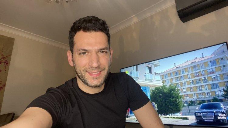 Murat Yildirim u novoj TV seriji Aziz?!