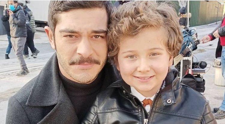 Mehmet Aybars Kaya u seriji Another self