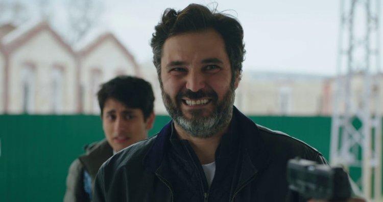 Alpay Atalan u filmu Yolun Acik Olsun