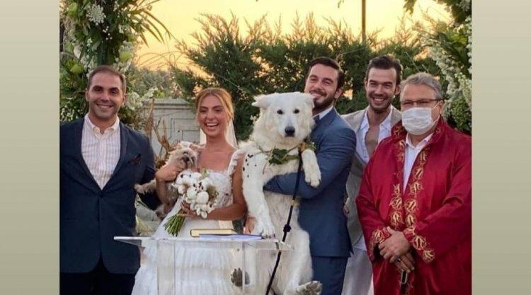 Oženio se turski glumac Ismail Ege Sasmaz