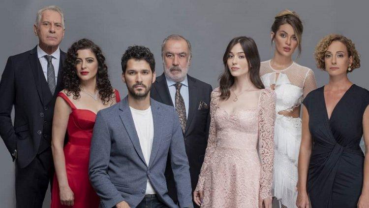 Nova turska serija Kirik Hayatlar