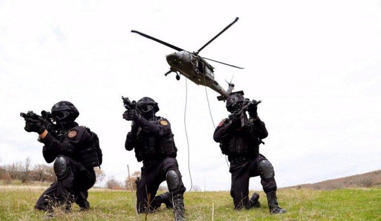 Najnovija vojna tehnologija u seriji Teskilat / Organizacija