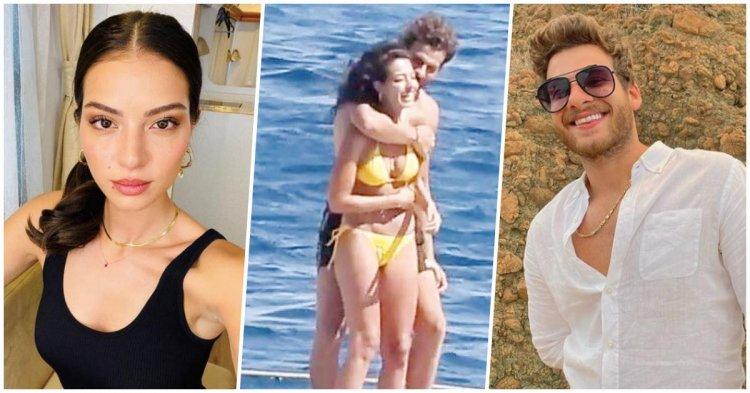 Melisa Asli Pamuk i Mustafa Mert Koc - veza postaje sve ozbiljnija!