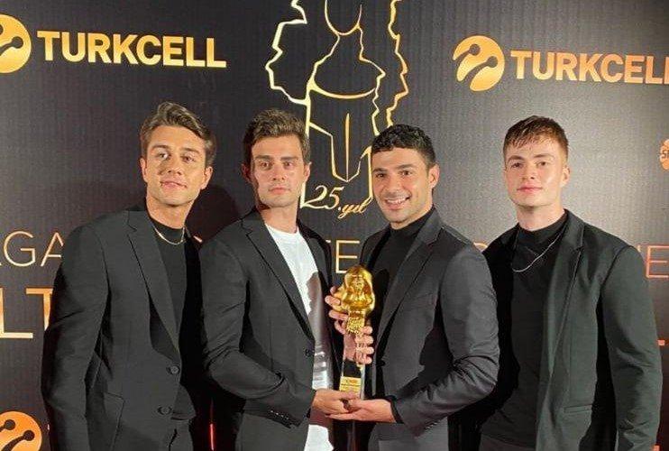 Održana dodela nagrada Altin Objektif Odulleri - izabrane najbolje turske serije i glumci
