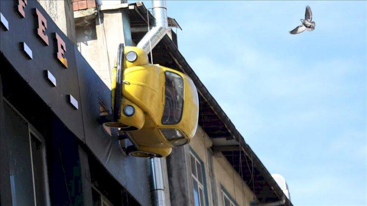 """""""Bube"""" na fasadi: Kafeterija posvećena kultnom automobilu"""