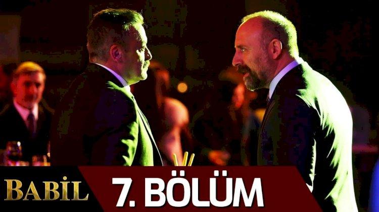 Turska serija - Babil / Vavilon 7. epizoda