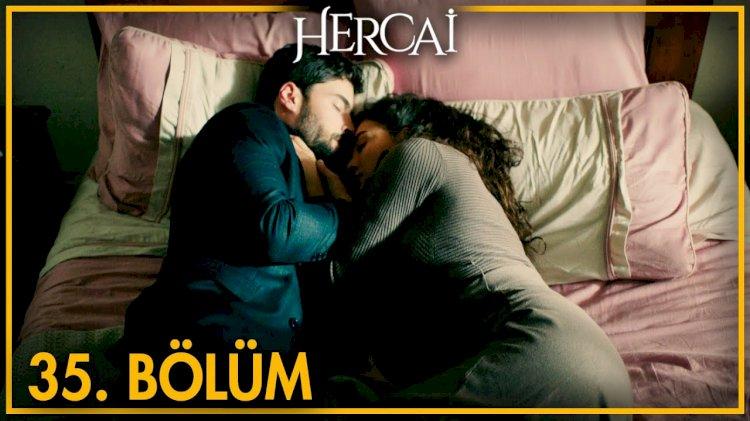 Turska serija - Hercai 35. epizoda