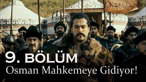 Turska Serija – Kurulus Osman 9. epizoda