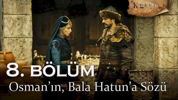 Turska Serija – Kurulus Osman 8. epizoda