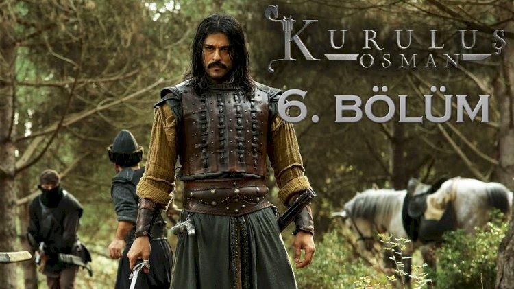 Turska Serija – Kurulus Osman 6. epizoda