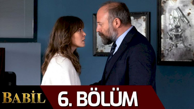 Turska serija – Babil / Vavilon 6. epizoda