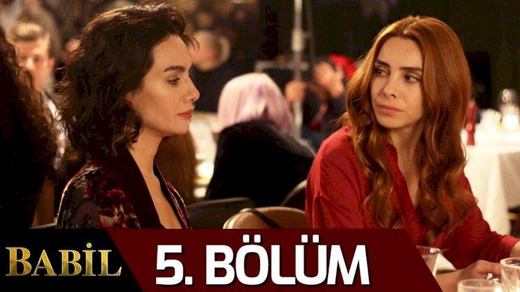 Turska serija – Babil / Vavilon 5. epizoda