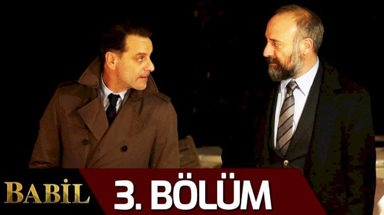 Turska serija – Babil / Vavilon 3. epizoda