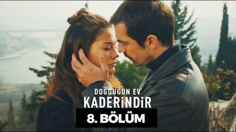 Turska Serija – Dogdugun Ev Kaderindir 8. epizoda
