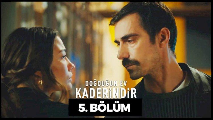 Turska Serija – Dogdugun Ev Kaderindir 5. epizoda