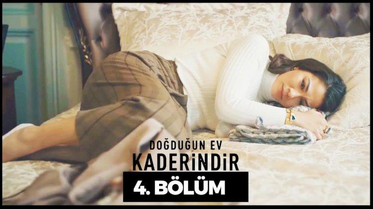 Turska Serija – Dogdugun Ev Kaderindir 4. epizoda