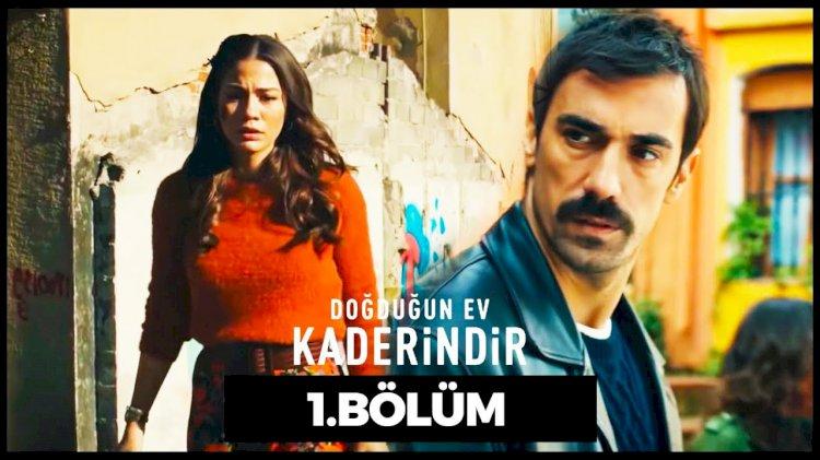 Turska Serija – Dogdugun Ev Kaderindir 1. epizoda