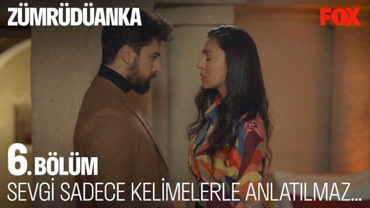 Turska Serija - Zumruduanka / Smaragdni feniks 6. epizoda