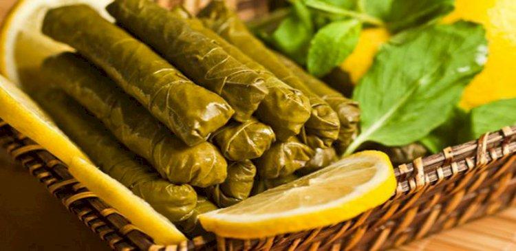 Punjeni listovi grožđa - Turski Specijaliteti