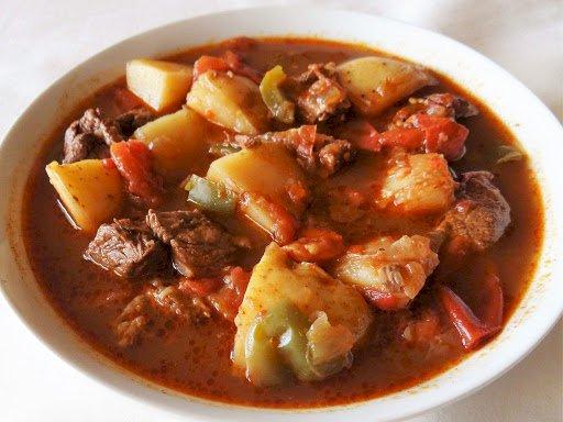 Tradicionalni mađarski gulas - recept
