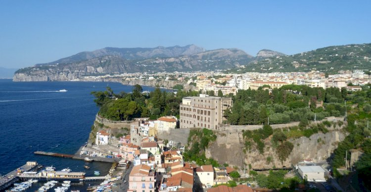 Sorento – Italijanske Destinacije