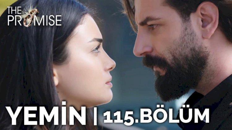 Turska Serija - Zakletva | Yemin epizoda 115