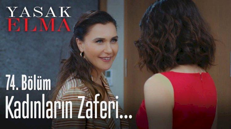 Turska Serija - Zabranjena Jabuka | Yasak Elma epizoda 74