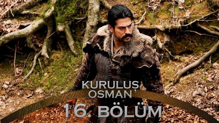Turska Serija - Kurulus Osman epizoda 16
