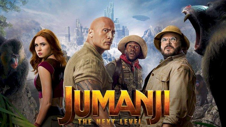 Jumanji: The Next Level (2019) – Novi Filmovi