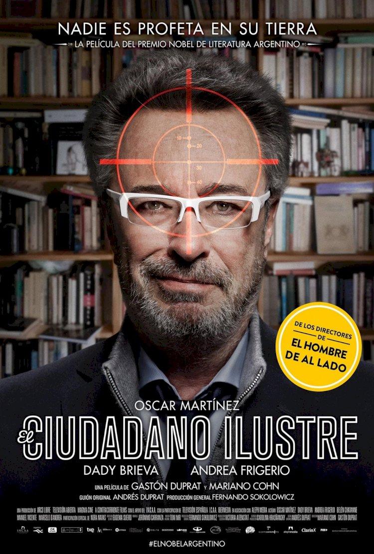 Španski Film El ciudadano ilustre - The Distinguished Citizen (2016)