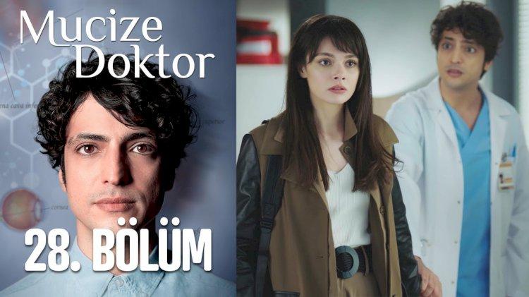 Turska Serija - Mucize Doktor   Neobičan Doktor epizoda 28