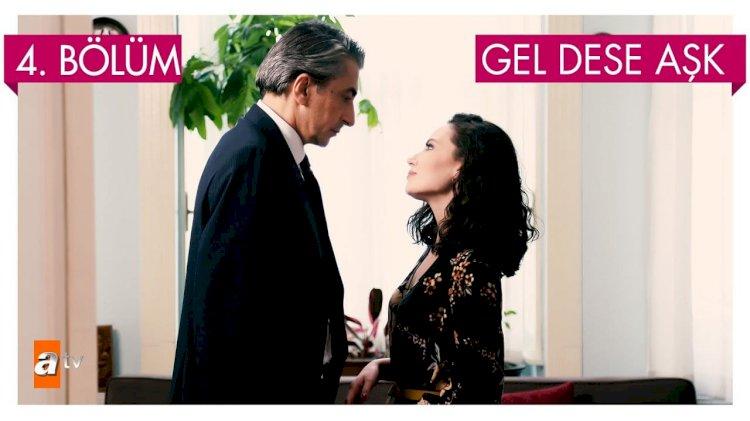 Turska Serija - Gel Dese Ask epizoda 4
