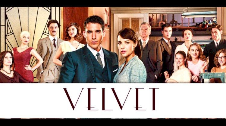 Španska Serija - Velvet - Nastavak Serije - Velvet Collection