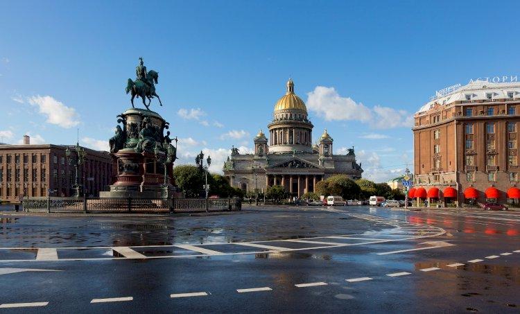 Sankt Peterburg - Ruske Destinacije