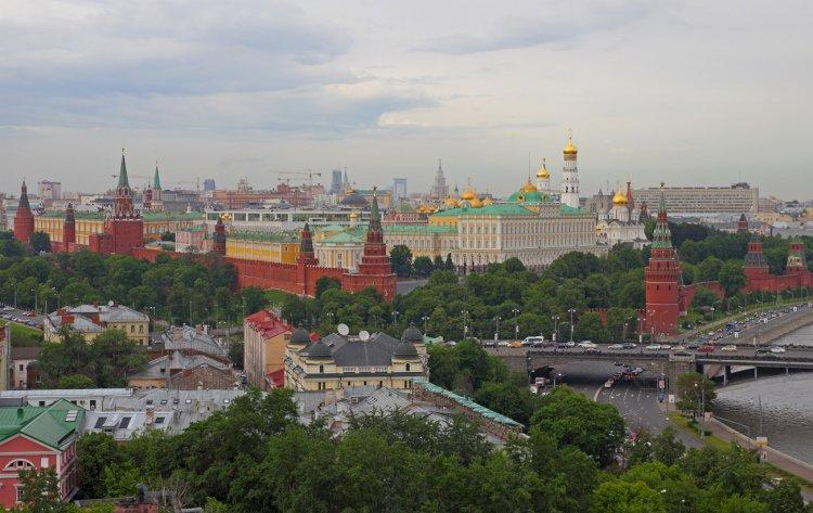 Moskovski Kremlj - Ruske Destinacije