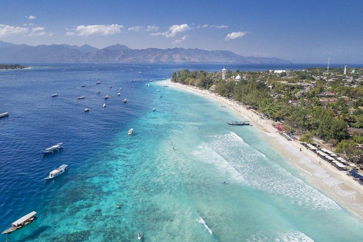Gili Ostrva ( Indonezija ) - Azijske Destinacije