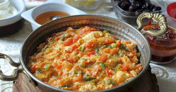 Menemen - Turska kuhinja
