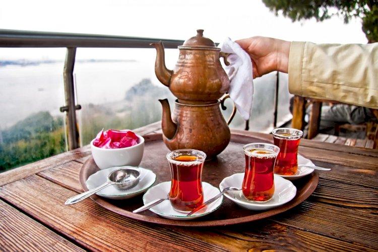 Turski čaj - Turska kuhinja