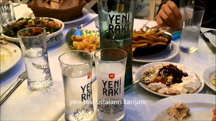 Rakija - Turska kuhinja