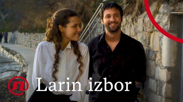 Hrvatska serija - Larin izbor
