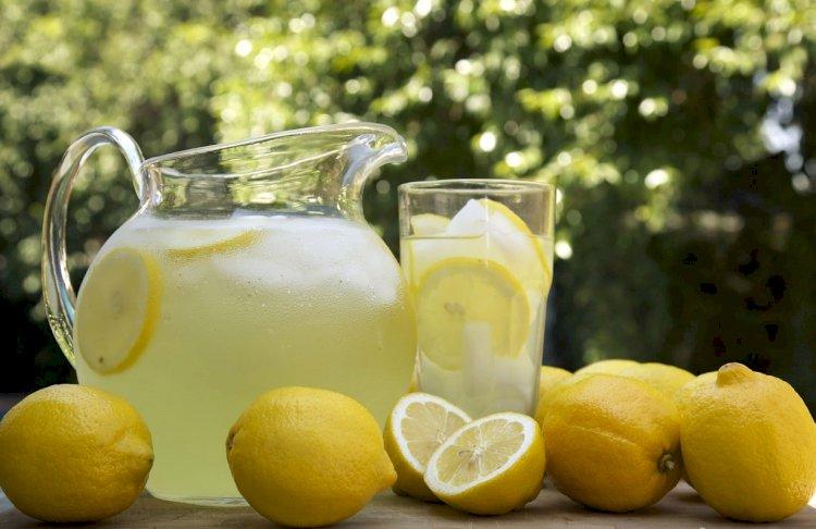 Najlakši recept za limunadu