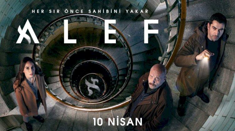 Turska serija - Alef   USKORO!