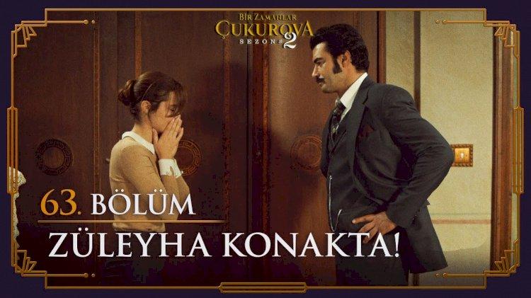 Turska Serija – Čukurova | Bir Zamanlar Cukurova epizoda 63
