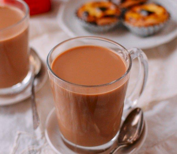 Hong Kong mlečni čaj
