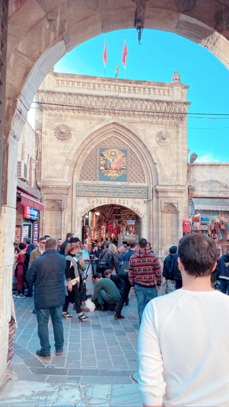 Grandbazar ili Kapaličaršija - Turske Destinacije