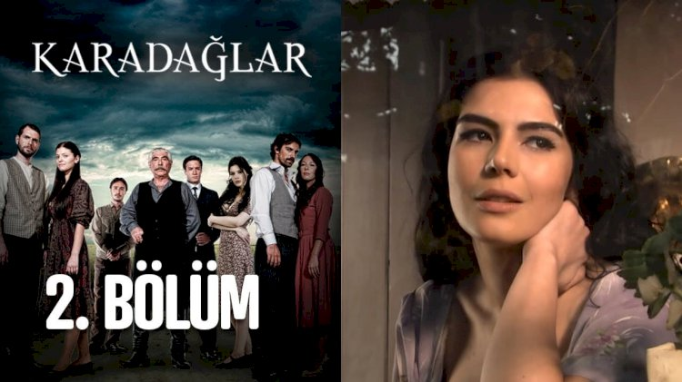Turska serija - Karadağlar epizoda 2